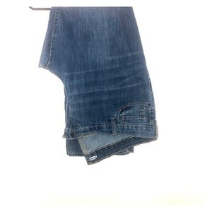 Size 20 denim jeans from Old Navy.